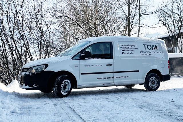 Tom Hausmeisterservice Winterdienst
